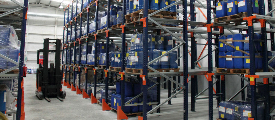 ADR Warehousing